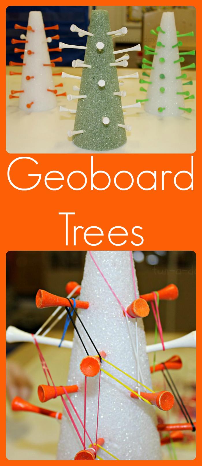 让孩子们用这些DIY泡沫土豆树探索数学和精细运动技能!一个有趣的,季节性的方式让孩子们创造和探索重要的概念。
