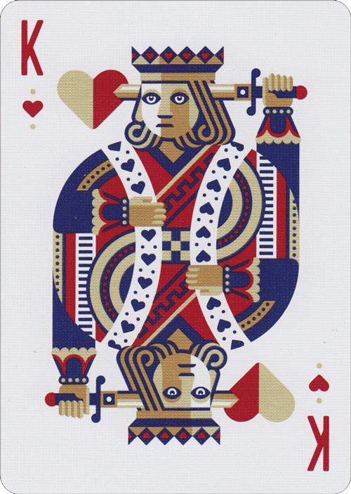 与加利福尼亚州创意工作室合作创建的DKNG扑克牌为经典的Bicycle Rider Back提供了全新的诠释。更新的设计在红色和蓝色都很干净和俏皮。拥有由美国扑克牌公司印制的54张定制插图扑克牌,由我们的名牌瘦身用品首选。装在箔贴和压花集圈盒内。