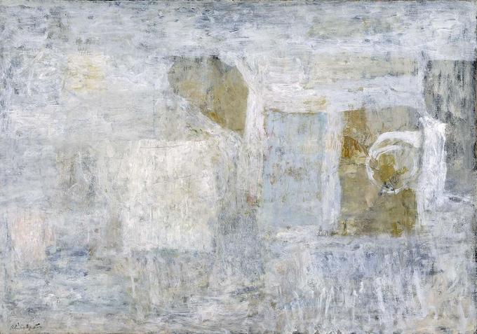 Philip Guston - Painting No. 6, (1951)
