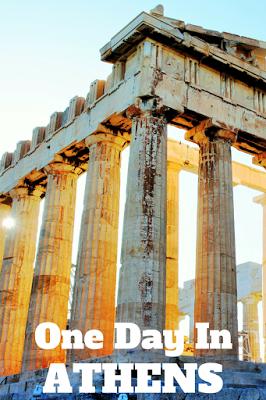 在希腊雅典只有一天?本指南将帮助旅行者在一天内看到最好的雅典。