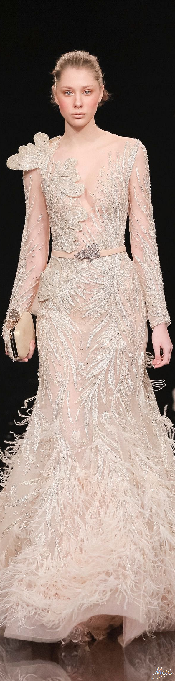 Spring 2017 Haute Couture Ziad Nakad