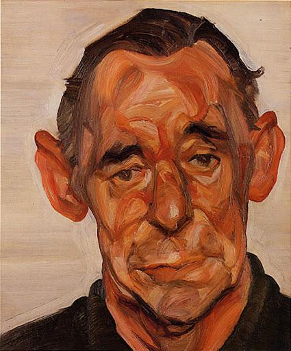 你必须从卢西恩弗洛伊德在维也纳艺术史博物馆举办的第一次回顾展中看到7幅油画。