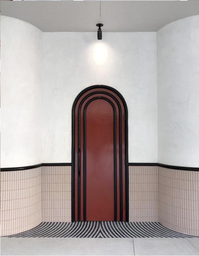 I like this door.