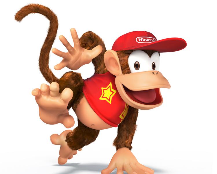 Diddy Kong - Donkey Kong Wiki, the encyclopedia about Donkey Kong and Diddy Kong Racing