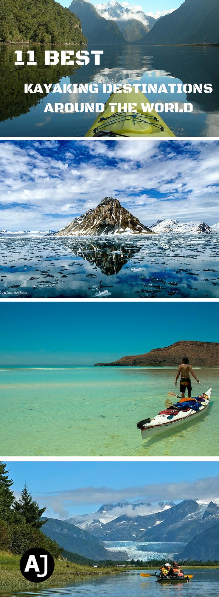找出我的桶列表中世界上最好的皮划艇地点。皮划艇旅行我希望在我死之前会去。