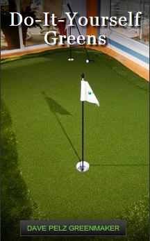 用人造高尔夫球草更好地练习,练习来自SYNLawn Golf的产品,这是合成高尔夫球草坪的领导者,用于放置果岭球道等等。