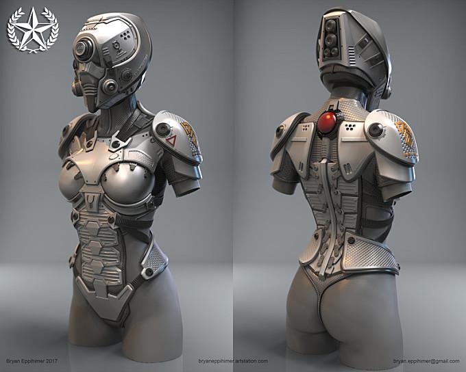 Mercury Cy-Clopes suit