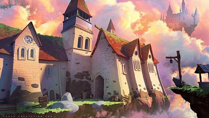 Spyro Reignited Trilogy - The abbey