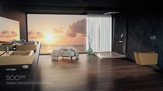 Earthen Escape Bathroom Suite | Alchymi Bathrooms
