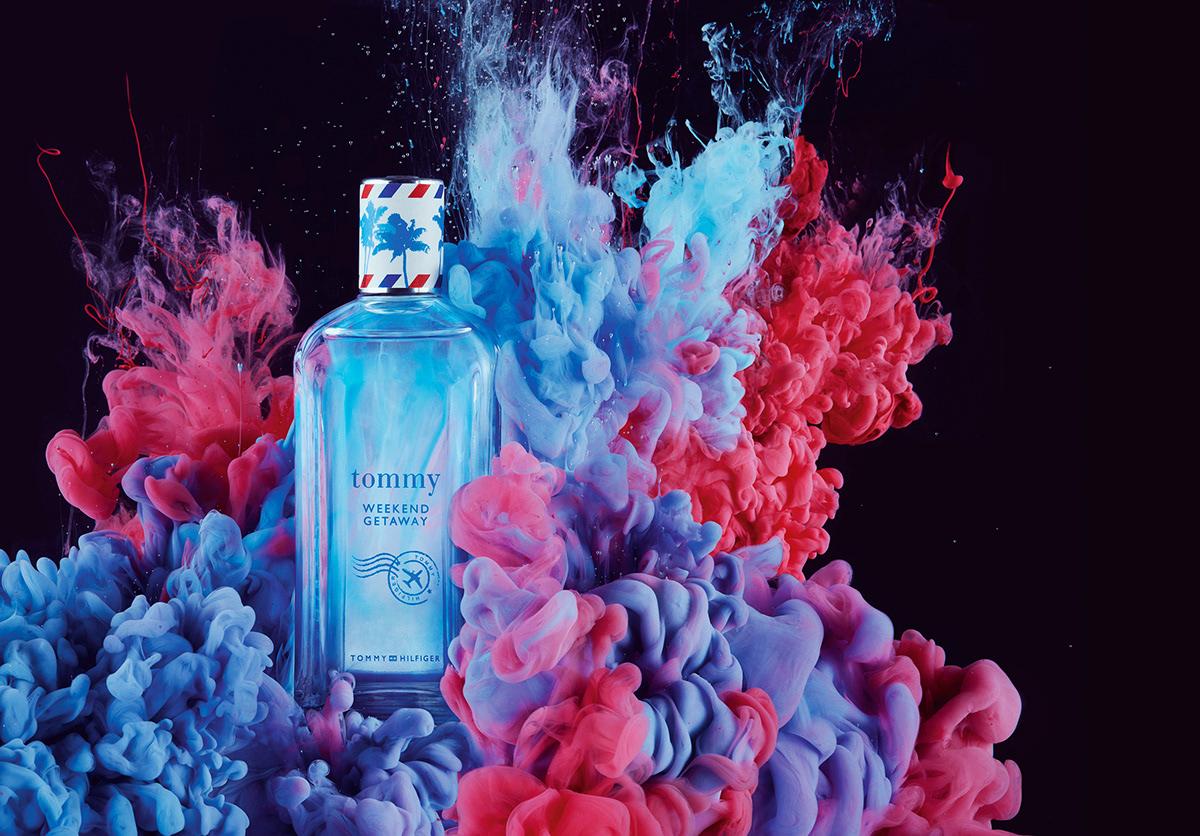 Fragrances shot for SID Magazine