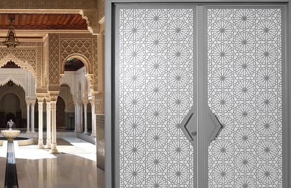 דלת כניסה סהרה