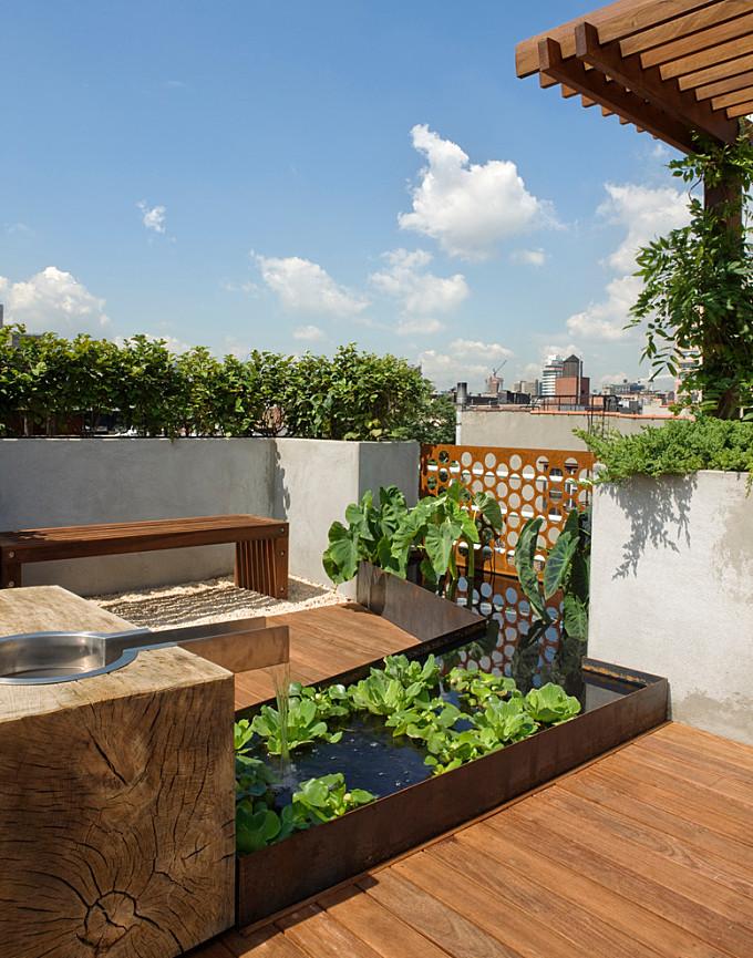 East Village Roof Garden