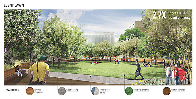Centennial Plaza: Reimagining the Heart of Midland, Texas January 8, 2017,AEDT