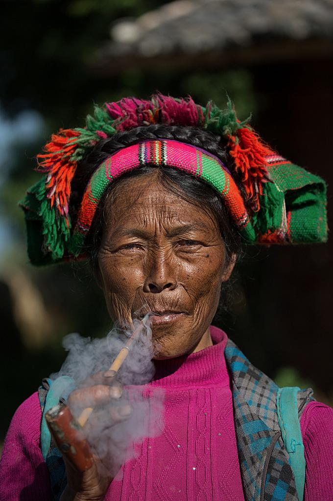 Yunnan's smoke culture-5~