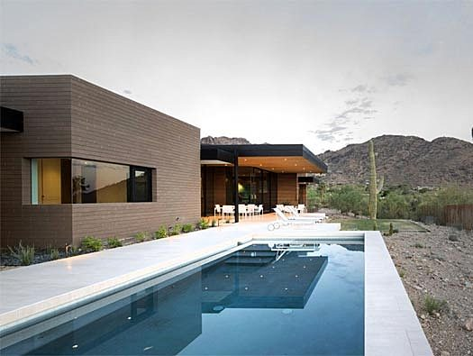 Rammed Earth Modern by Kendle Design