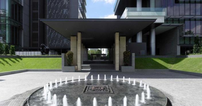新加坡Marq公寓景观 by SCDA 1