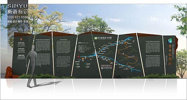 景区导向系统规划设计 24 2