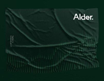 Alder – Brand Identity