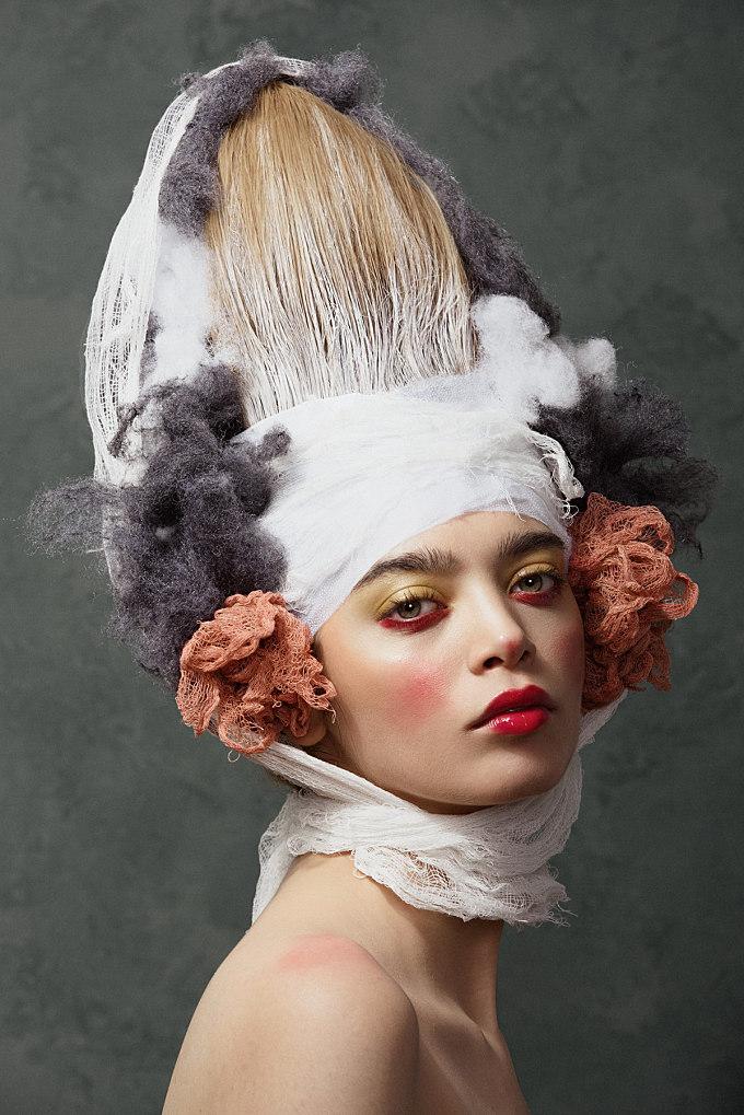 Shades Of Beauty: Return to Rococo Era