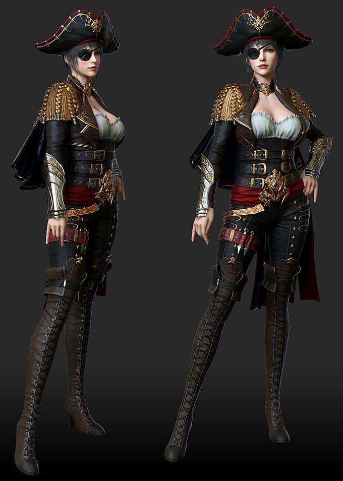 Archeage costume