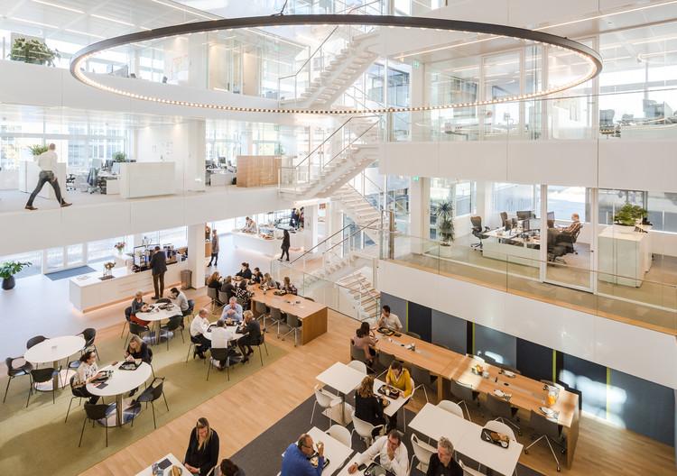 Van Spaendonck Enterprise House / architectenbureau cepezed, © Lucas van der Wee