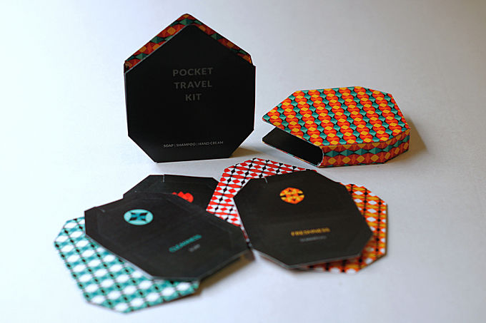 Pocket Travel Kit / Recreate Packaging 2014