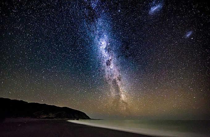 Early Season Milky Way