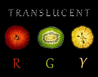 Translucent RGY