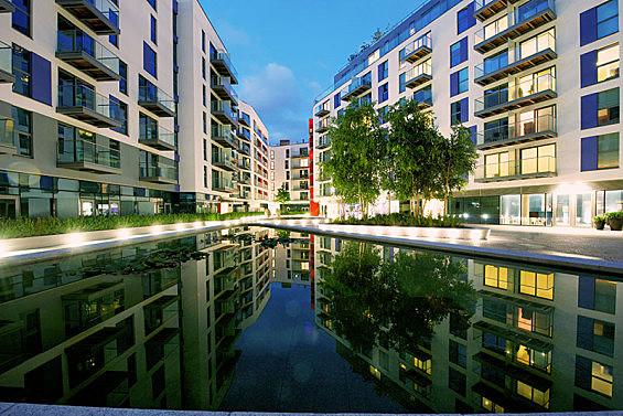 Saffron Square | London, UK | HTA Design September 8, 2015,AEDT