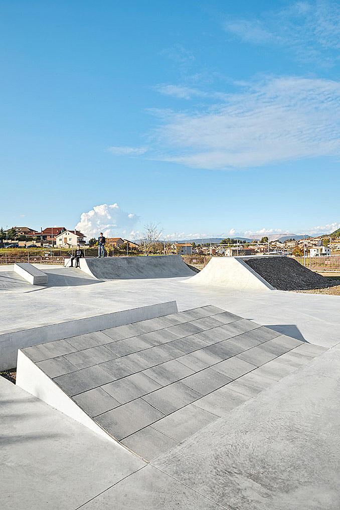Navarcles Skateplaza | Bages Spain | PMAM + SKATE ARCHITECTS July 11, 2018,AEDT