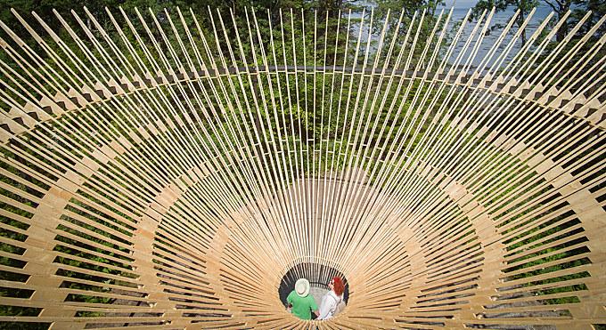 2016 International Garden Festival at Reford Gardens July 13, 2016,AEDT