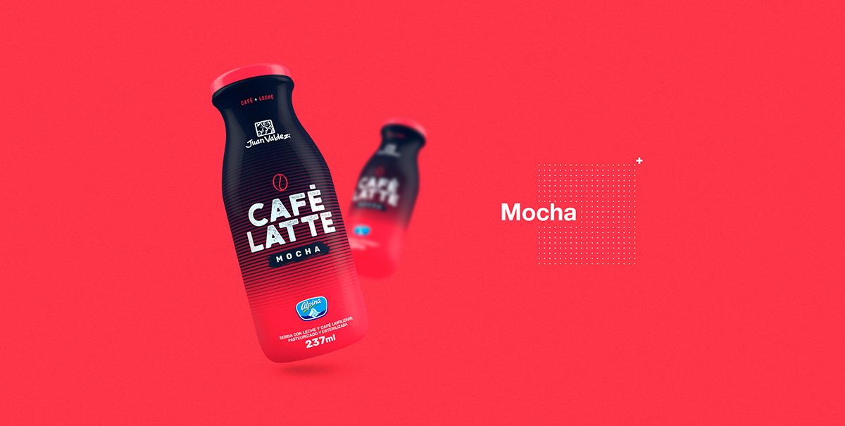 Café-latte / Alpina