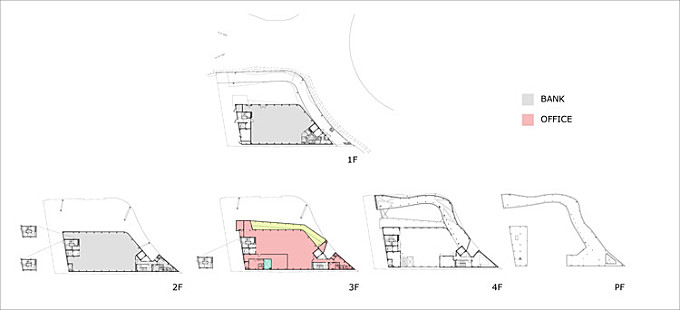 Floating Veranda / TA architect