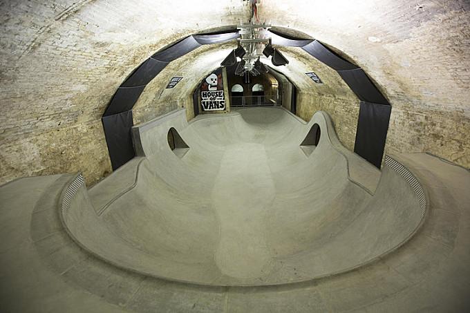 House of Vans London / Tim Greatrex