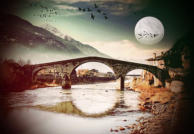 Soul of river