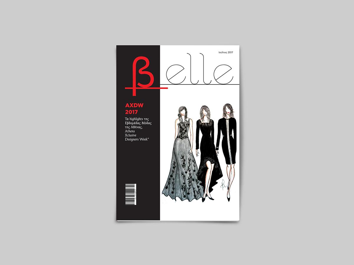 PMKarathanasi - Graphic designer -Magazine Cover Design