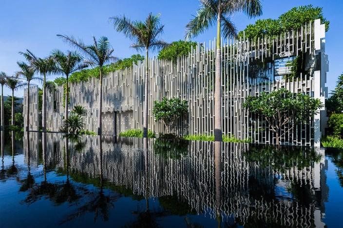 柔软了时间,轻漫了光影,那一片绿境!越南纯净水疗中心 1