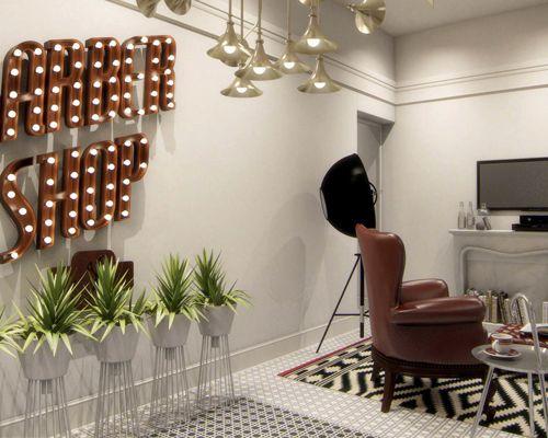The Barber Shop - Lounge