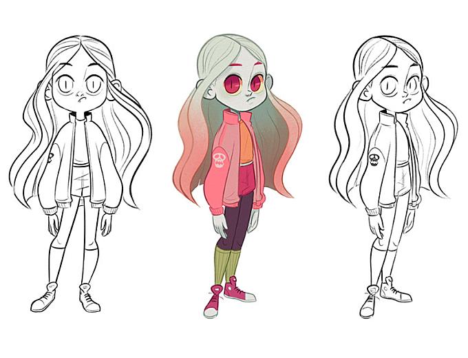 Random Character Design '18