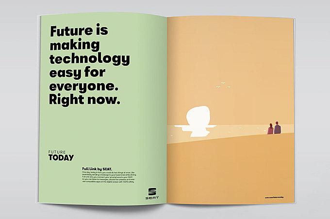 SEAT - Future Today Campaign