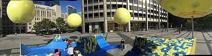 The Thick City Pavilion | Chicago, USA | PORT November 18, 2016,AEDT