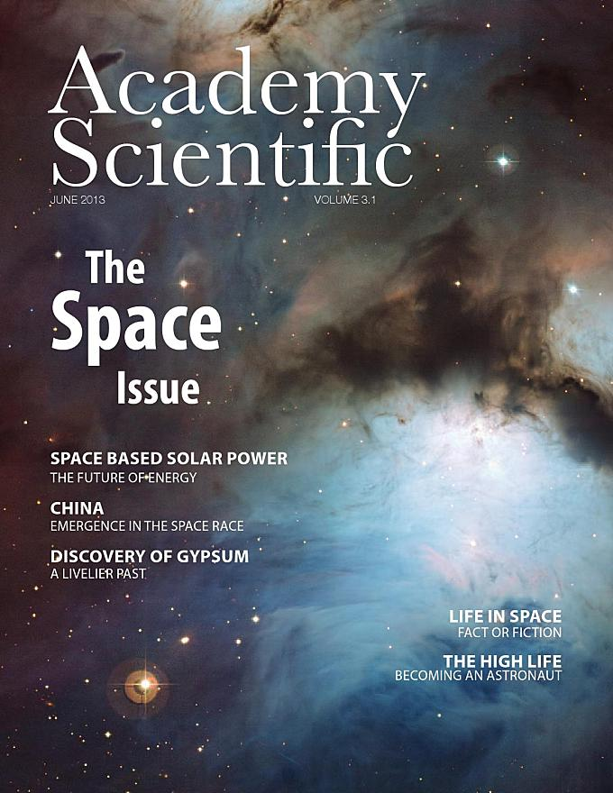 Academy Scientific Issue 3: Space
