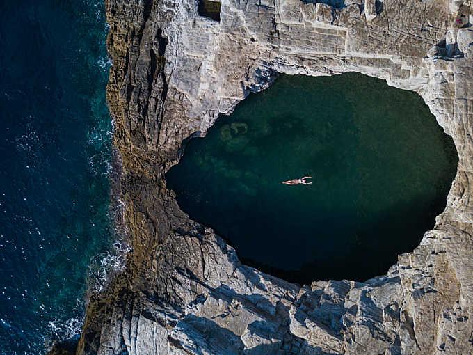Eye of the ocean ??