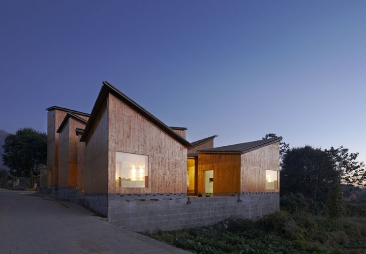 Museum of Handcraft Paper by Trace Architecture Office