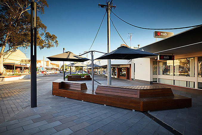 Victoria Square – small town making a 'big' statement July 16, 2018,AEDT