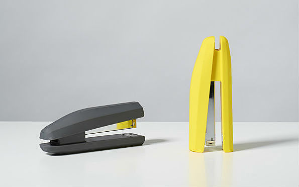 Product Design: Samuel Wilkinson's series of striking desk objects will declutter your mind