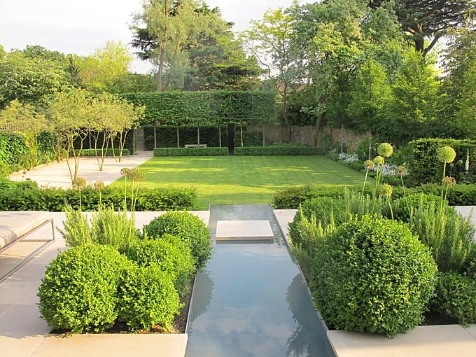 Formal Structural Garden