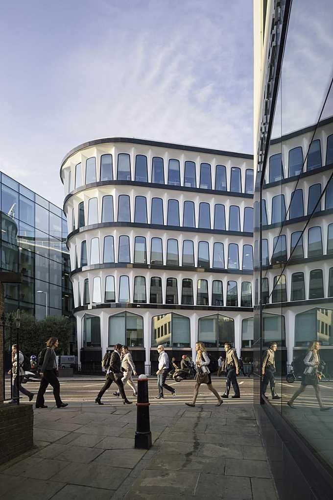 Delvendahl Martin Architects · 30 Cannon Street