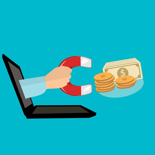 e-commerce, business, work on line