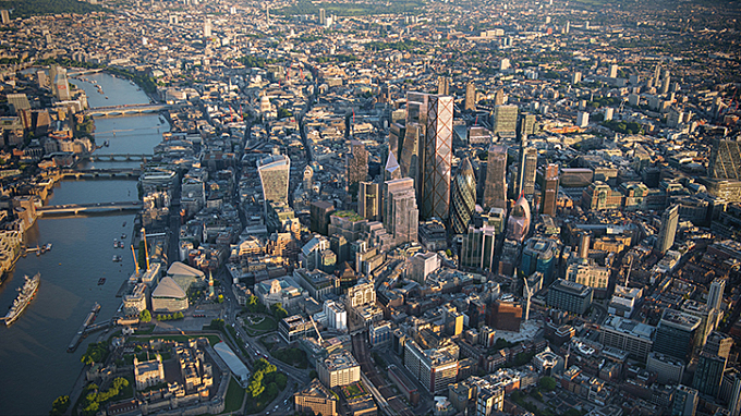 City of London reveals what the capital's skyline will look like in 2026